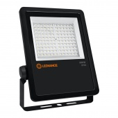 FLOODLIGHT 200W/15600/6500K BLACK IP65   15600Лм  LEDV - LED прожектор OSRAM